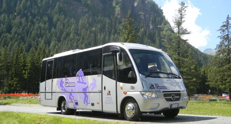 Pulmino Mercedes