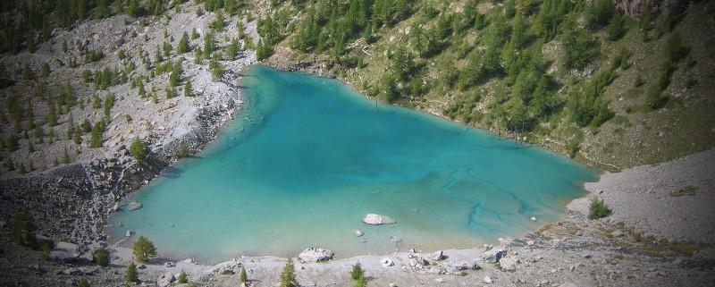 Gita al Lago Blu di Champoluc